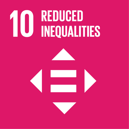 Reduce Inequalities - Reduce inequality within and among countries